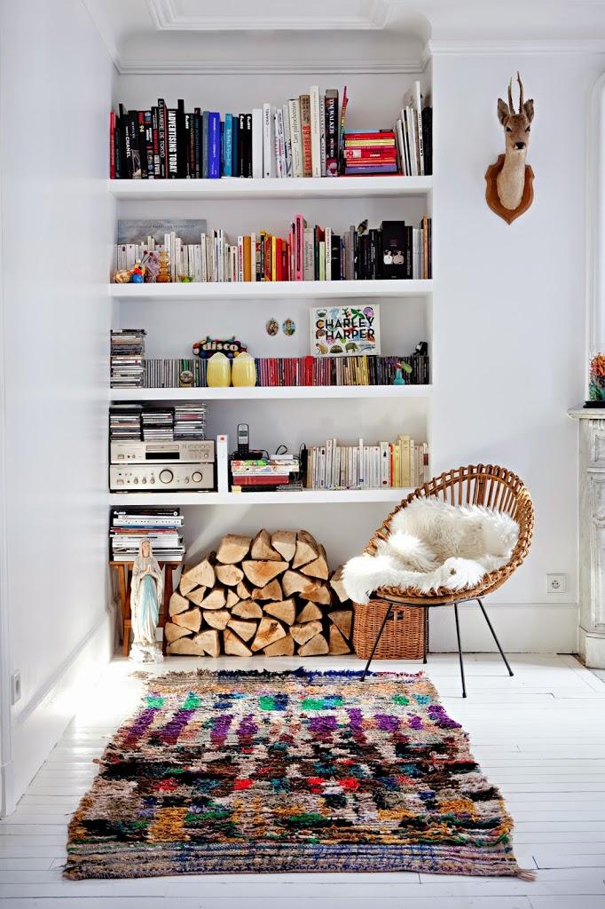 5 id es pour se cr er un coin lecture lili in wonderland. Black Bedroom Furniture Sets. Home Design Ideas