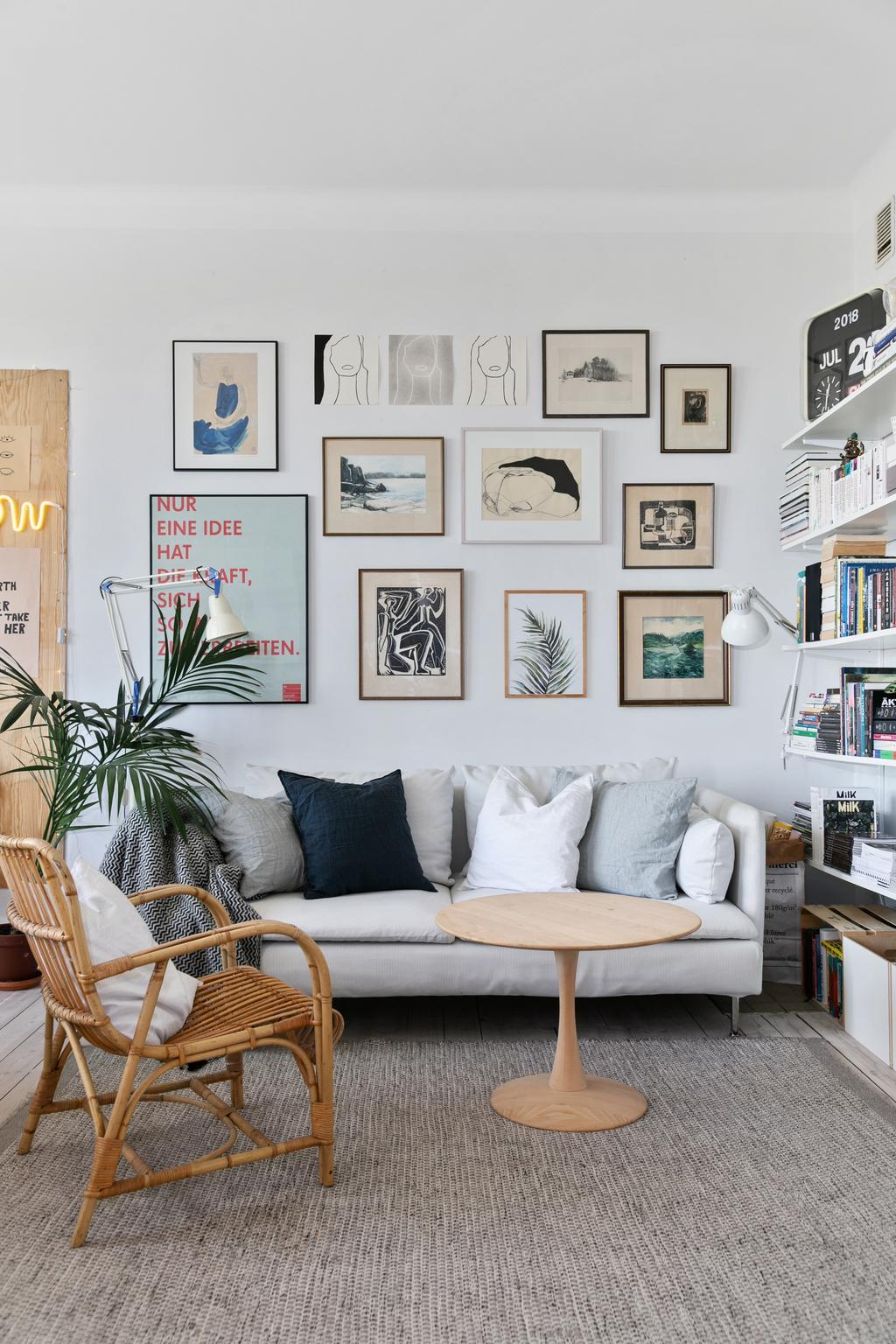 un appartement chaleureux lili in wonderland. Black Bedroom Furniture Sets. Home Design Ideas
