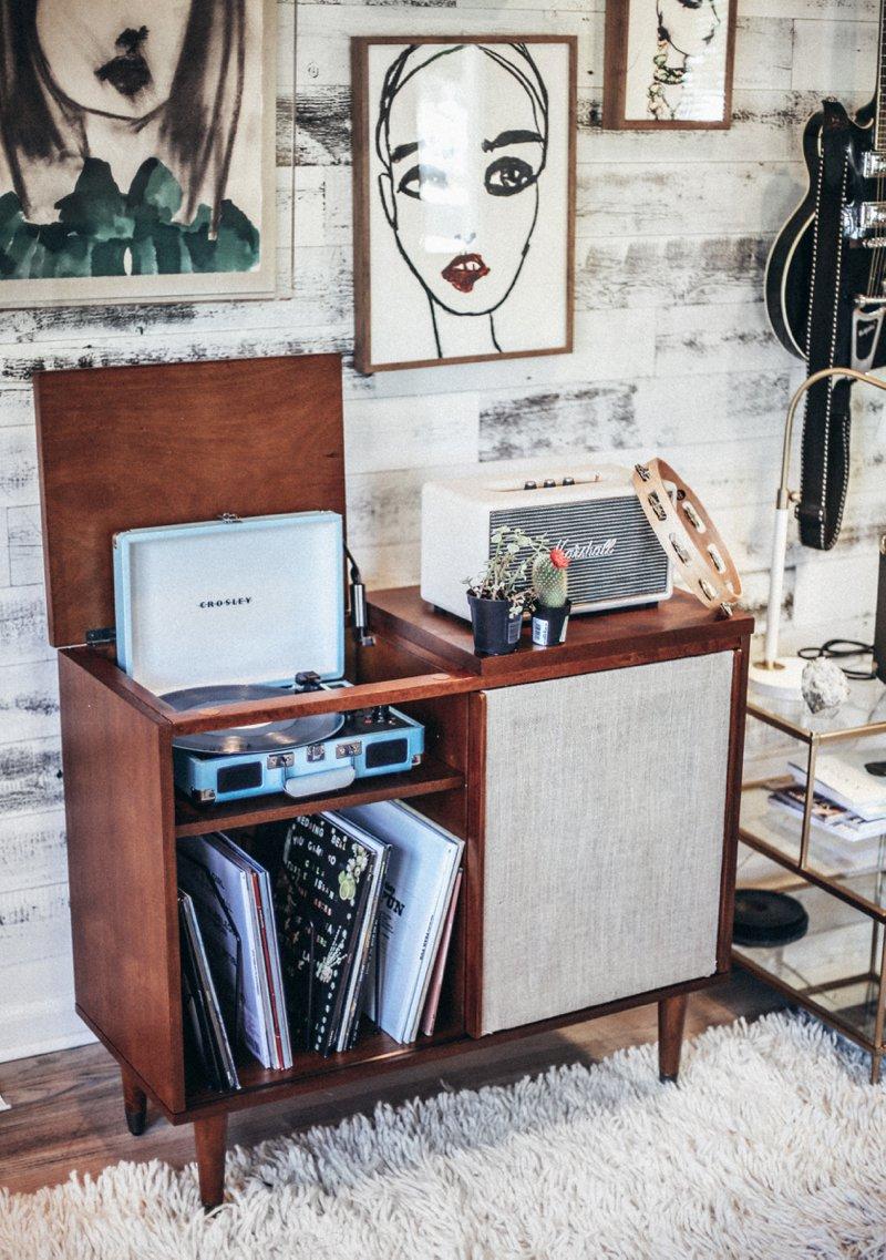 Comment Ranger Sa Maison des idées déco pour ranger ses vinyles - lili in wonderland