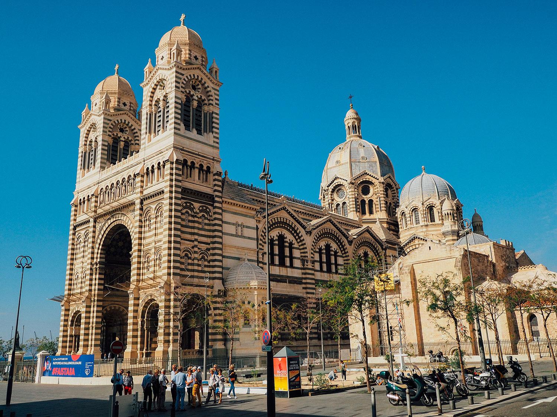 la Major week-end à Marseille que voir que faire