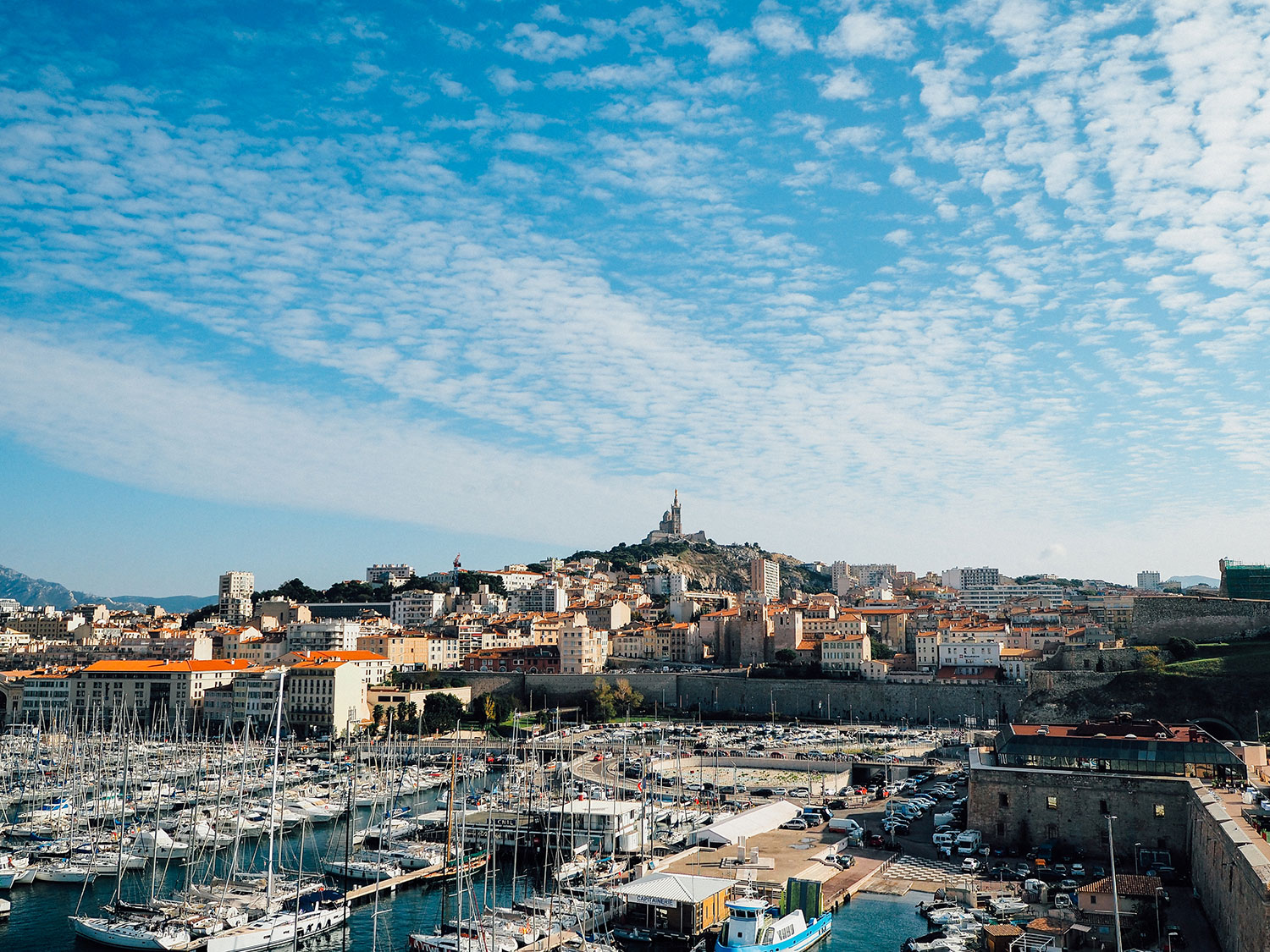 la bonne mere week end à Marseille