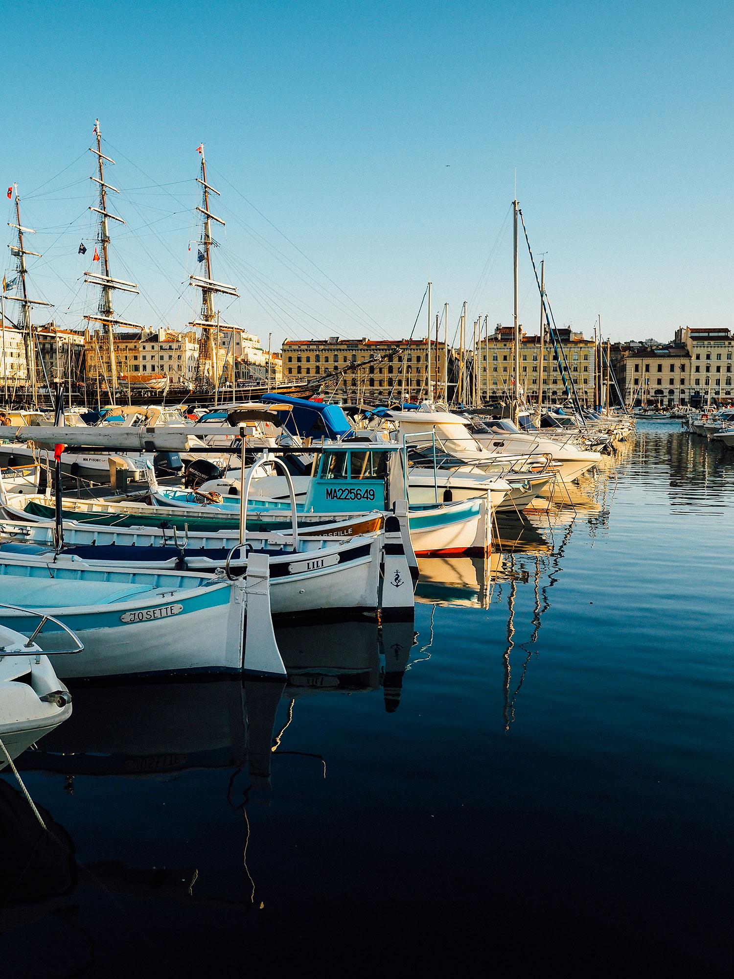 vieux port week end Marseille que voir que faire bonnes adresses blog voyage Lili in Wonderland