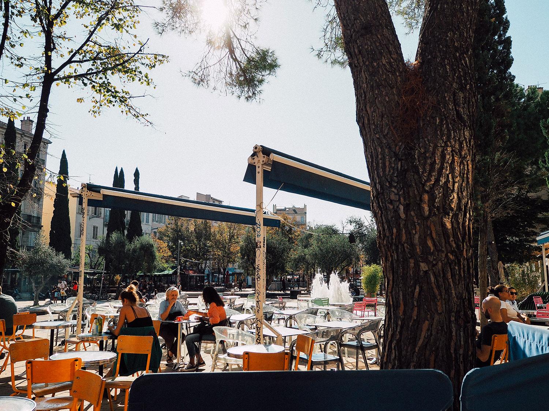 terrasse noailles cours saint julien week end à Marseille