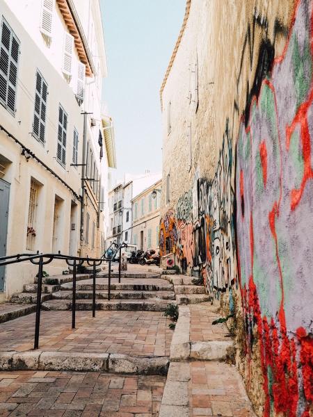 street art le panier week end Marseille que voir que faire bonnes adresses blog voyage Lili in Wonderland