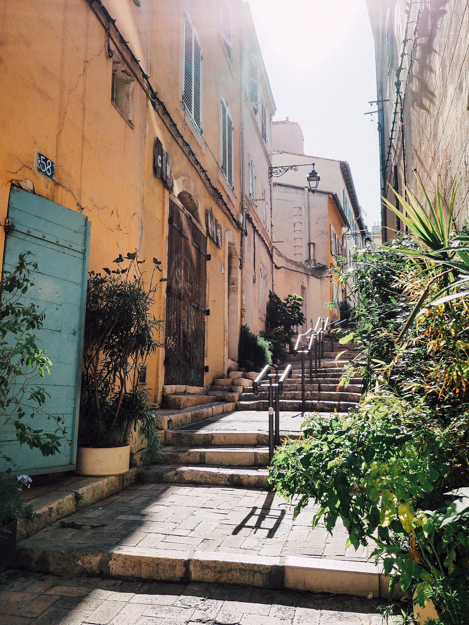 le panier week end Marseille que voir que faire bonnes adresses blog voyage Lili in Wonderland