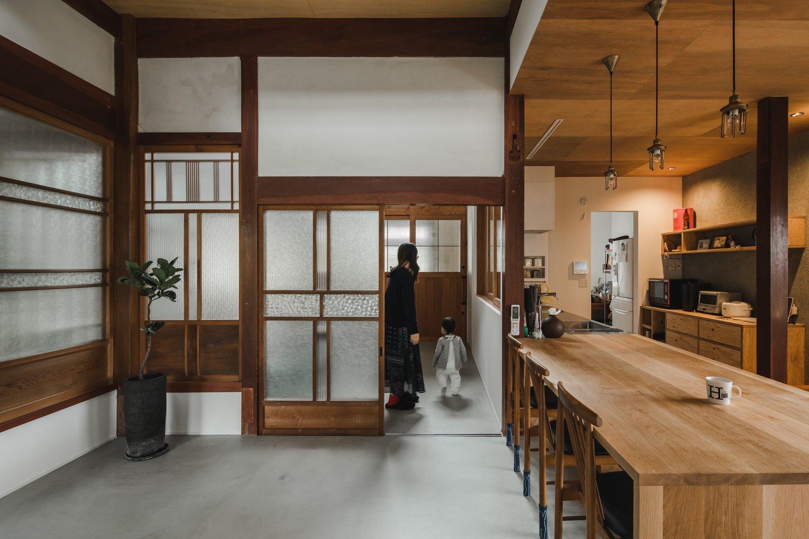 une maison traditionnelle japonaise r u00e9nov u00e9e