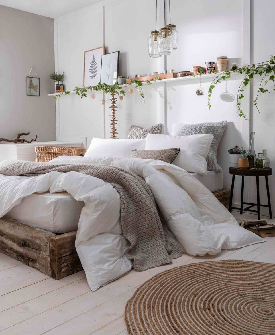 5 conseils pour am nager une chambre cocooning lili in. Black Bedroom Furniture Sets. Home Design Ideas