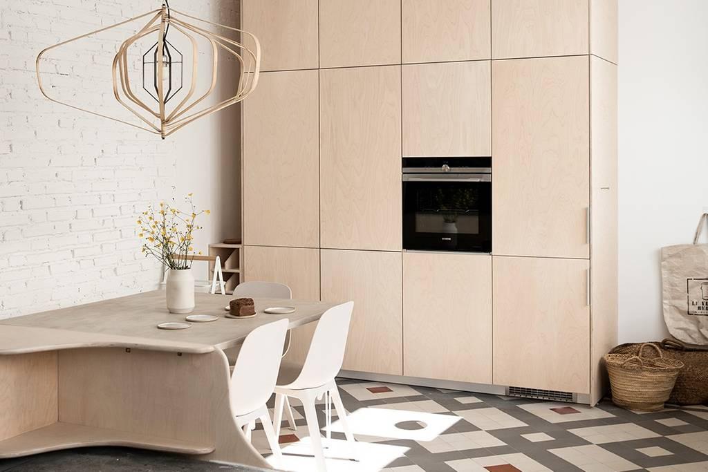 cuisine Airbnb à Biarritz rénové et décoré avec soin sur le blog déco lifestyle et voyage Lili in Wonderland