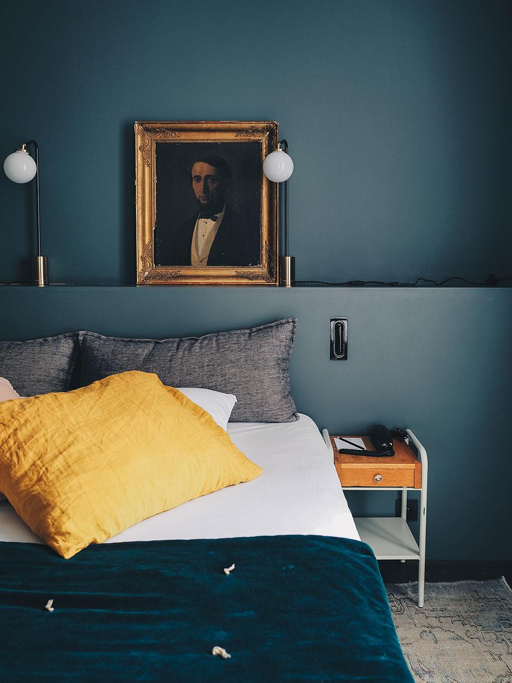 chambre COQ hôtel Paris