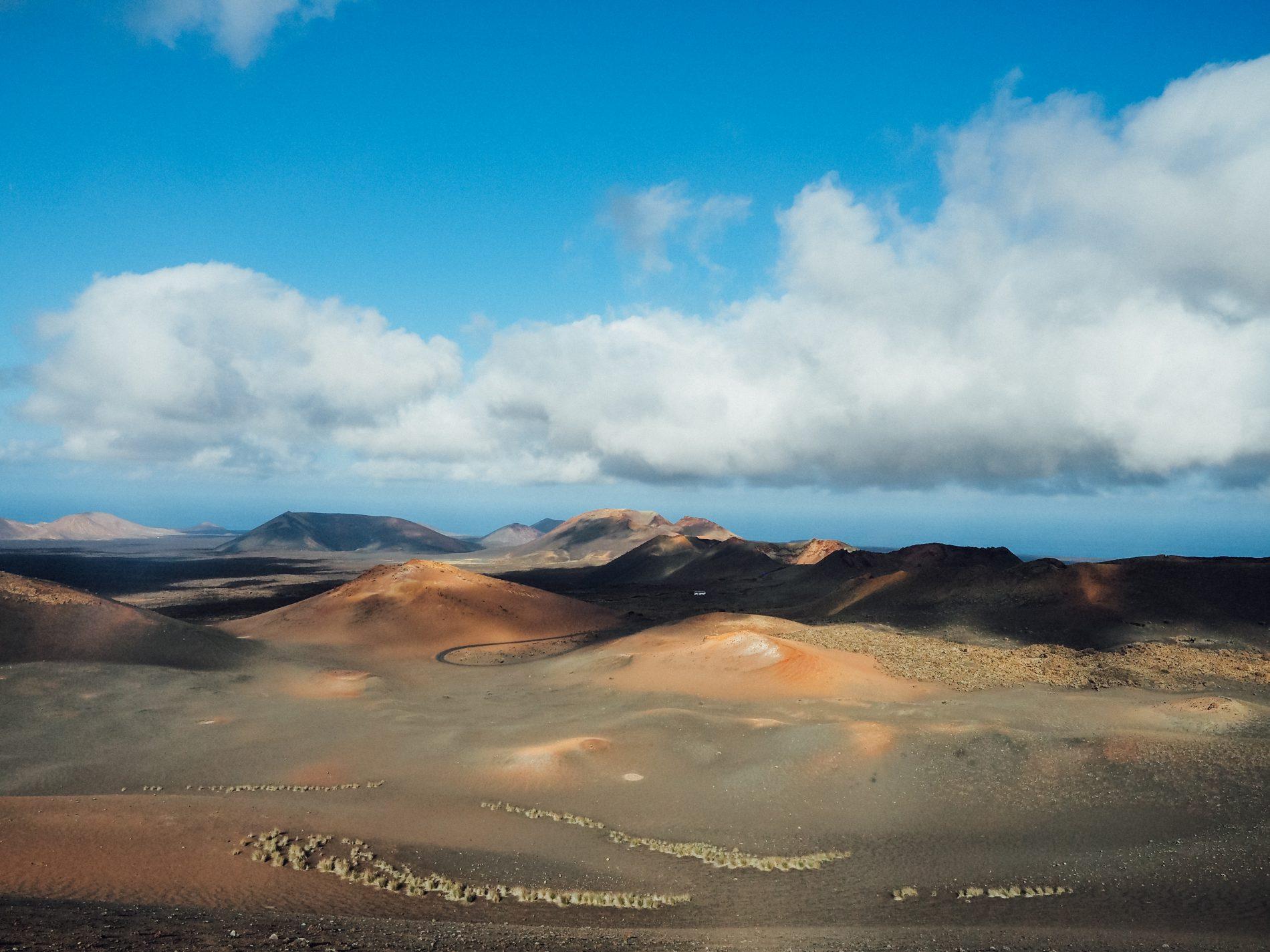road trip voyage Lanzarote conseils itinéraire timanfaya