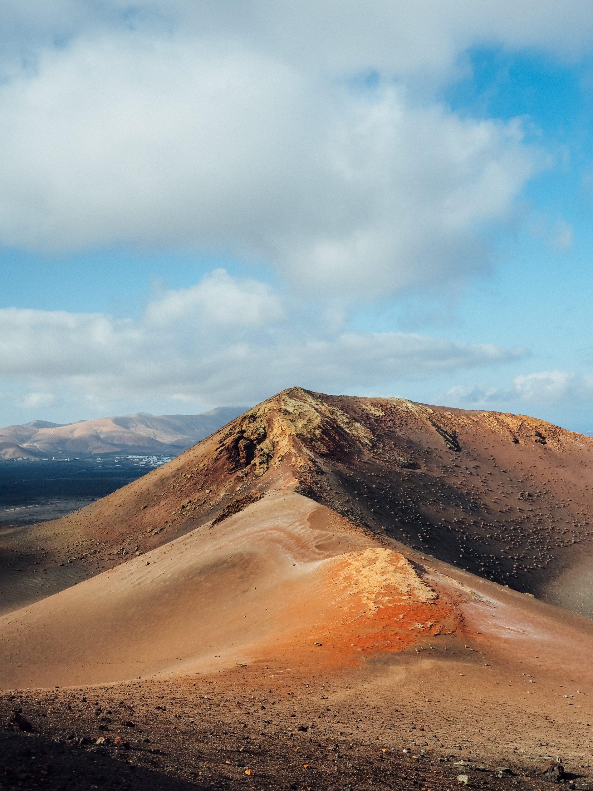 voyage Lanzarote conseils itinéraire timanfaya