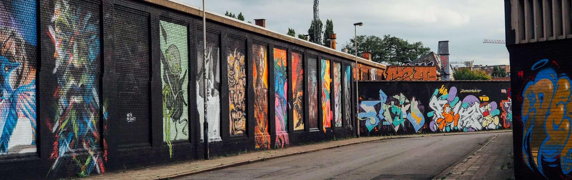 week end Anvers cityguide street art