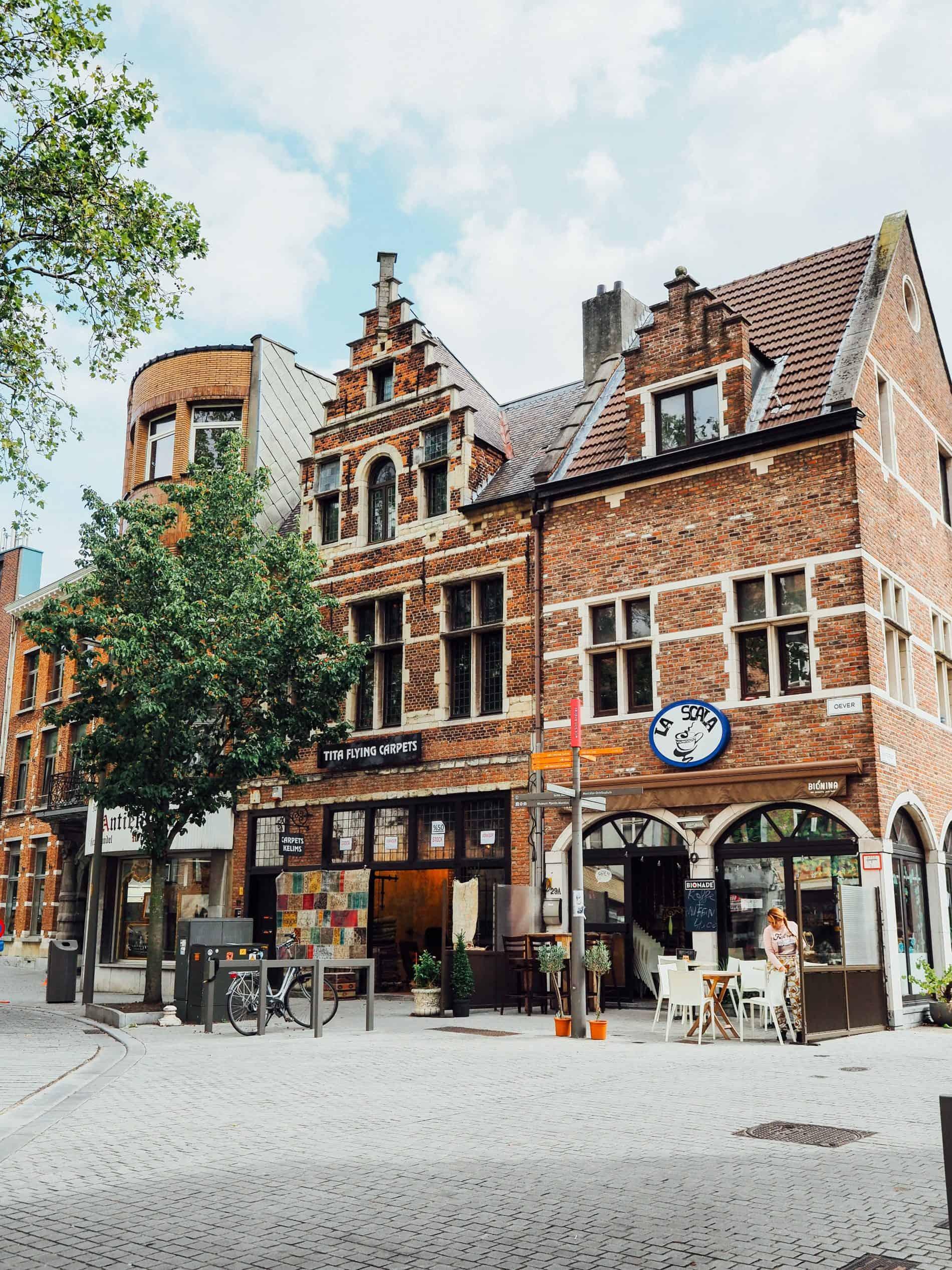week end Anvers city guide