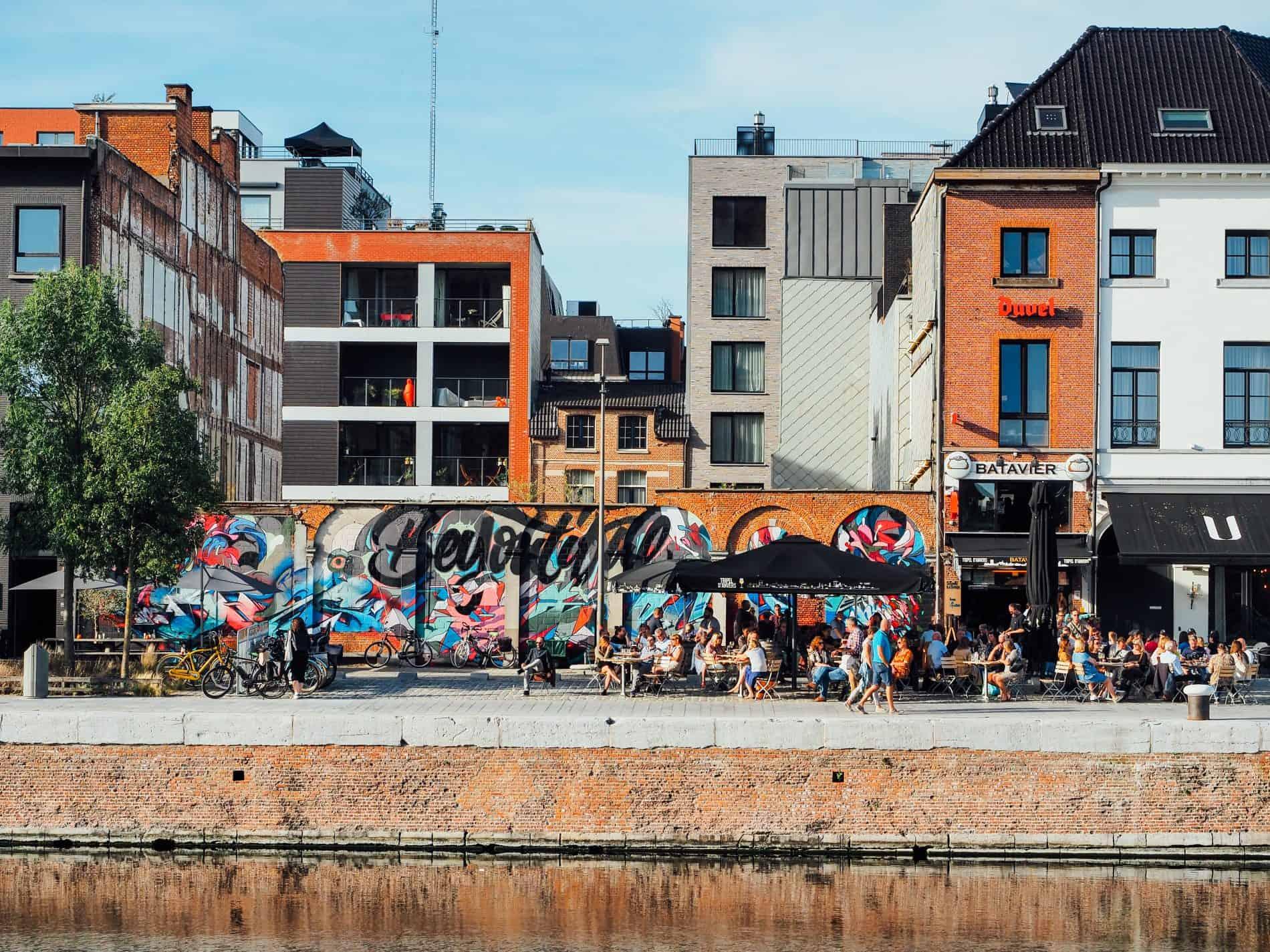 week end Anvers cityguide street art lili in wonderland blog voyage