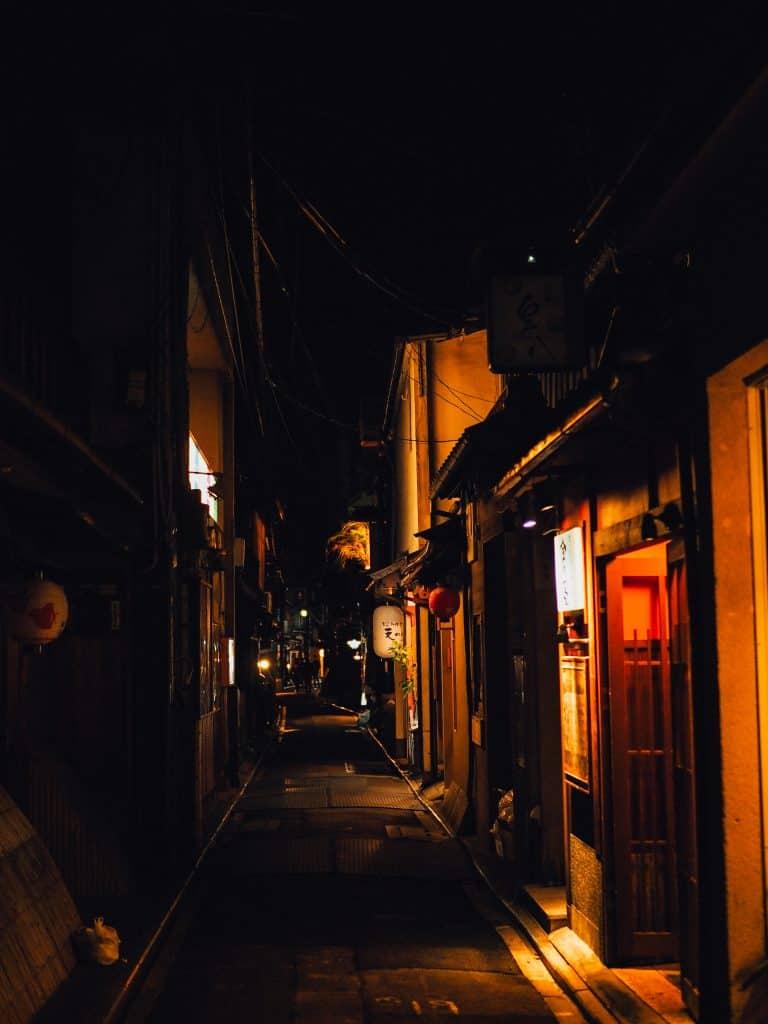 voyage Kyoto automne blog