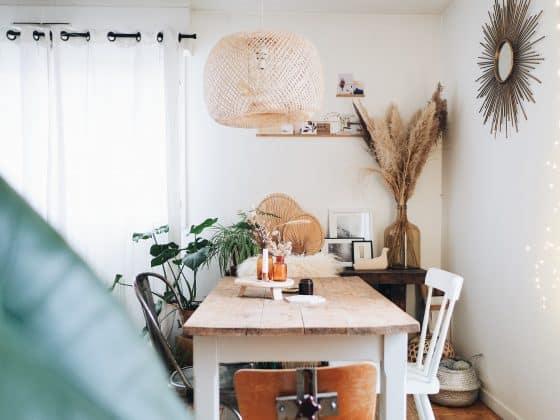 déco salle à manger blog lili in Wonderland
