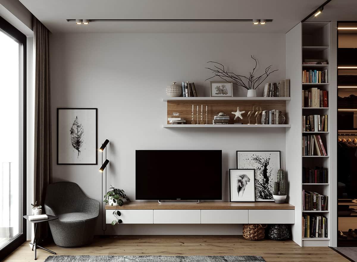 Meuble Tv De Salon conseils déco : choisir son meuble tv - lili in wonderland