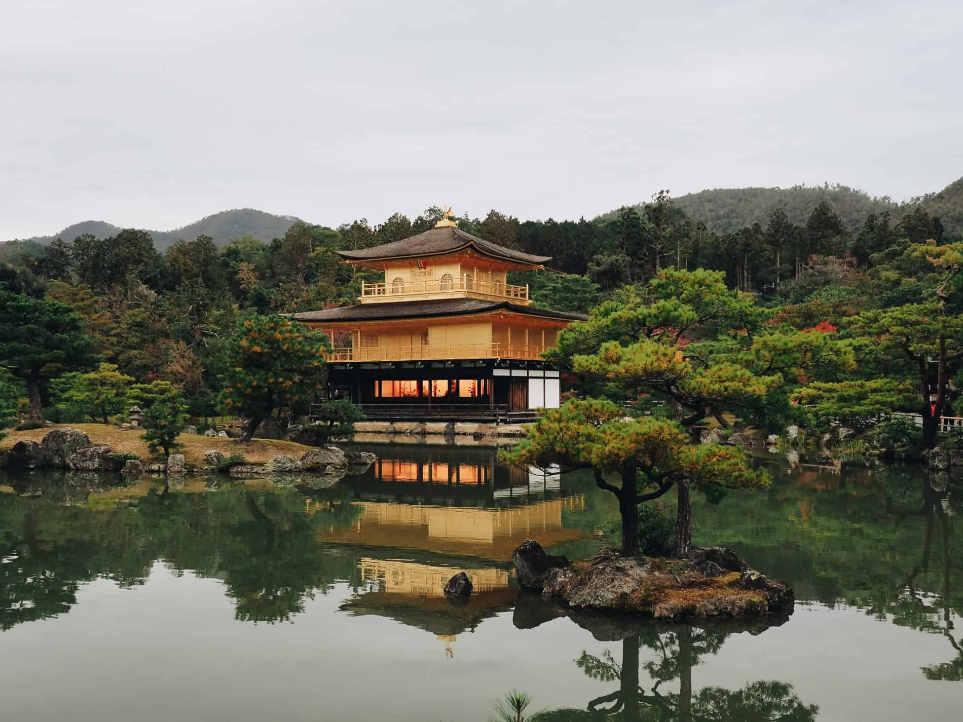 voyage Kyoto blog automne japon