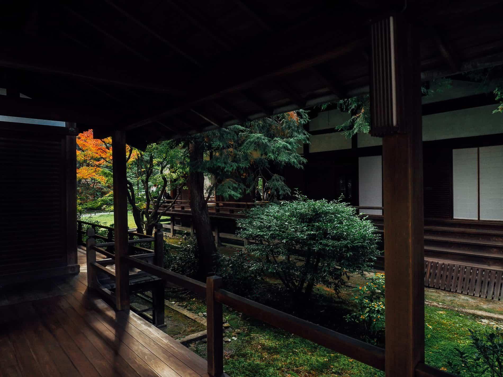 voyage kyoto blog automne