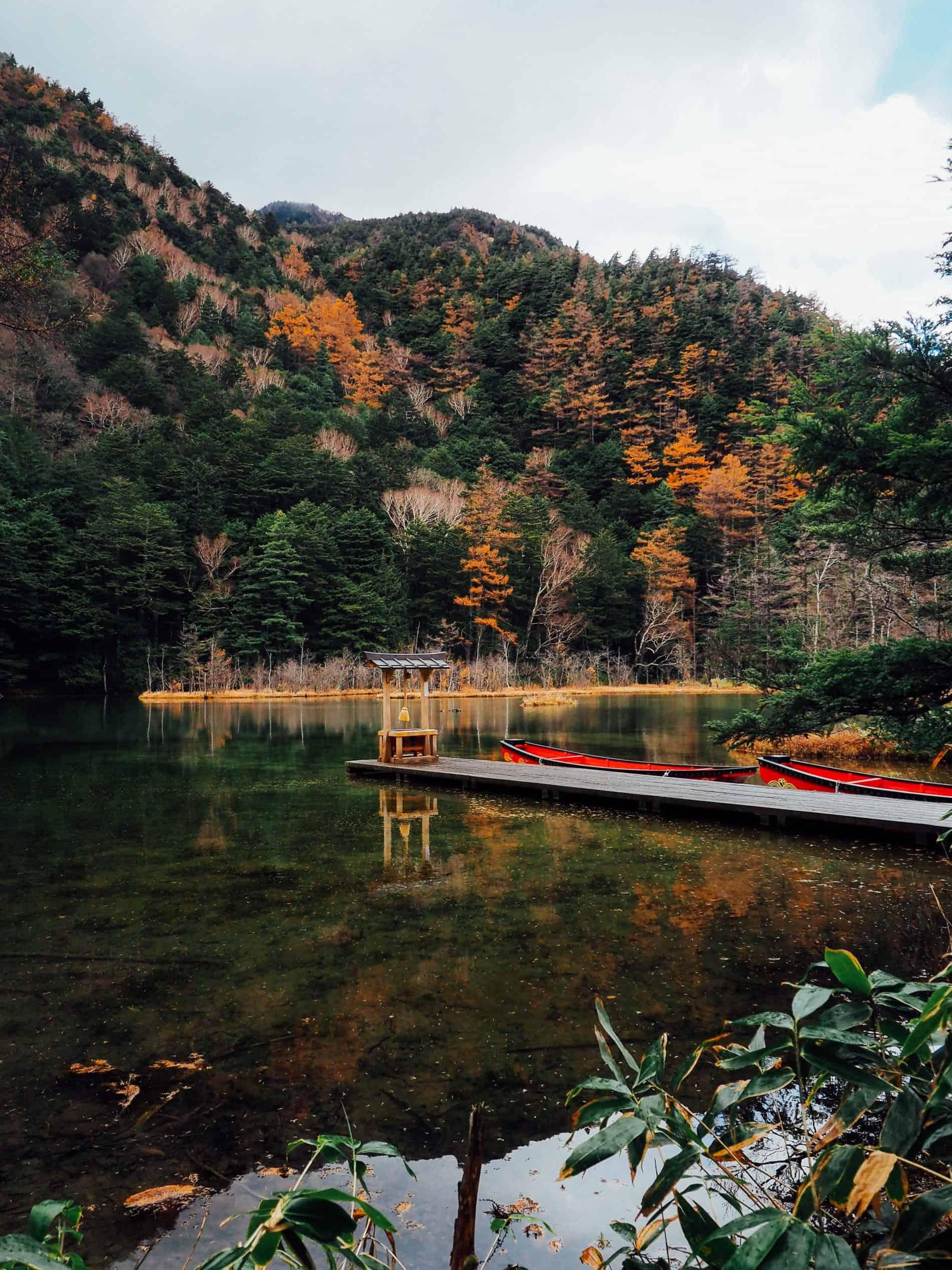 japon alpes japonaises kamikochi randonnée voyage