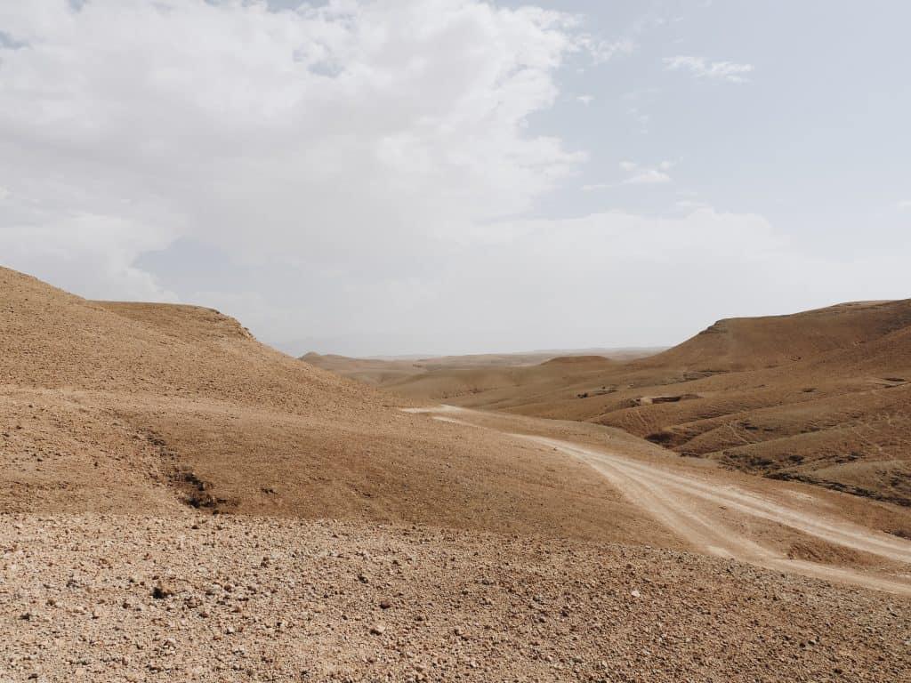desert agafay week end Marrakech Maroc cityguide blog