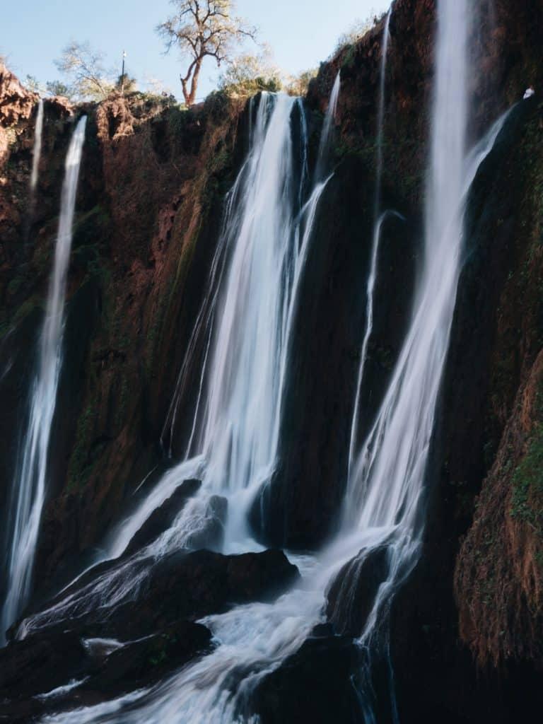 cascades Ouzoud week end Marrakech Maroc cityguide blog