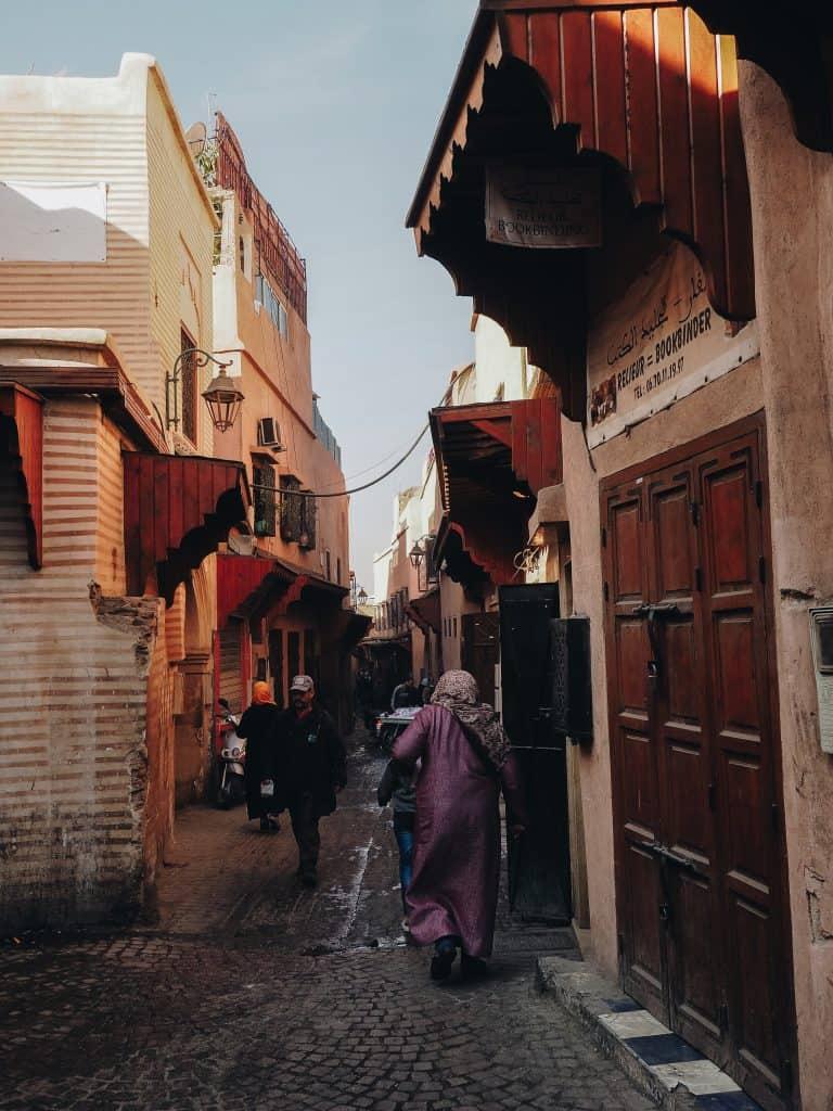week end Marrakech blog