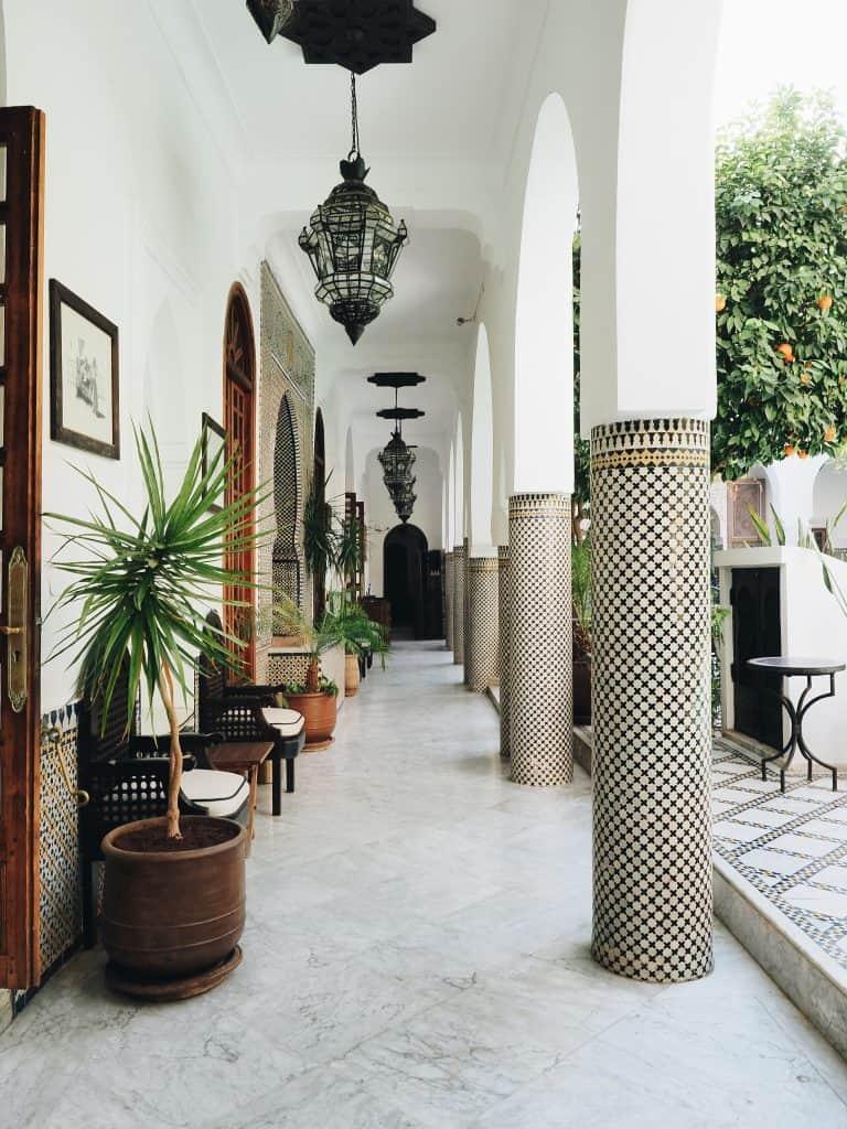 Palais Donab Marrakech week end Marco cityguide blog