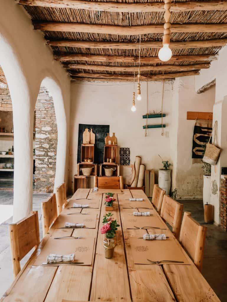 La Famille restaurant Marrakech week-end Maroc cityguide