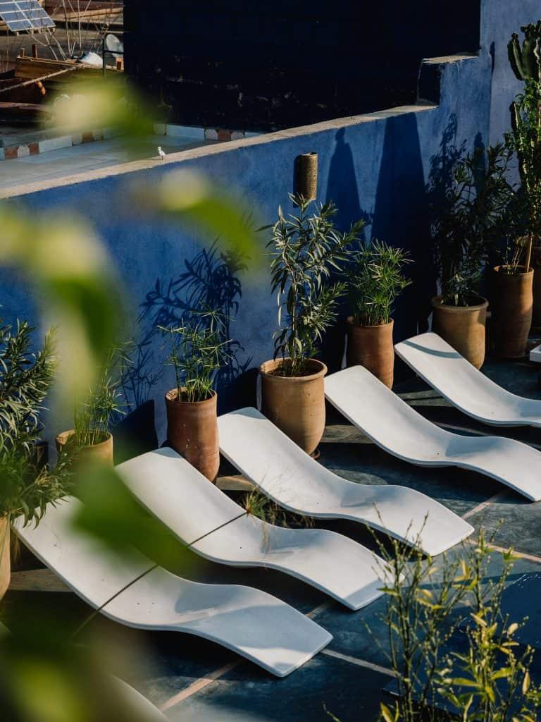 Zwin Zwin Café Marrakech week-end Maroc cityguide blog lili in wonderland