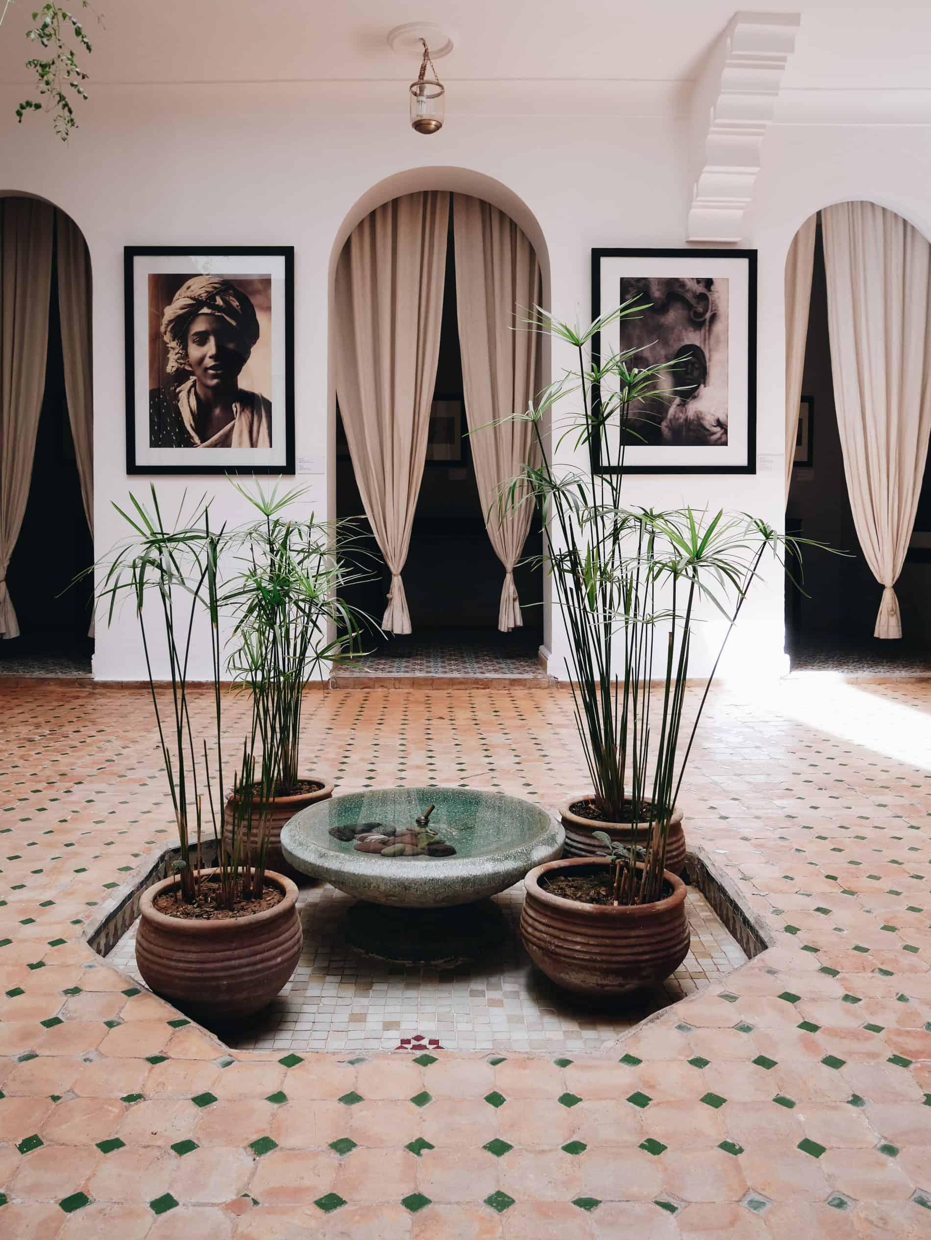 maison de la photographie week end Marrakech city guide deco maroc