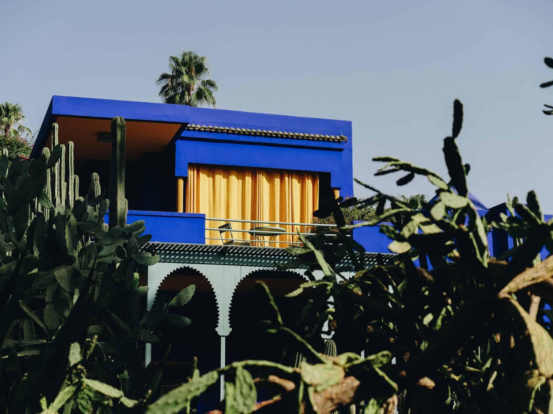 jardin majorette week end Marrakech Marco cityguide