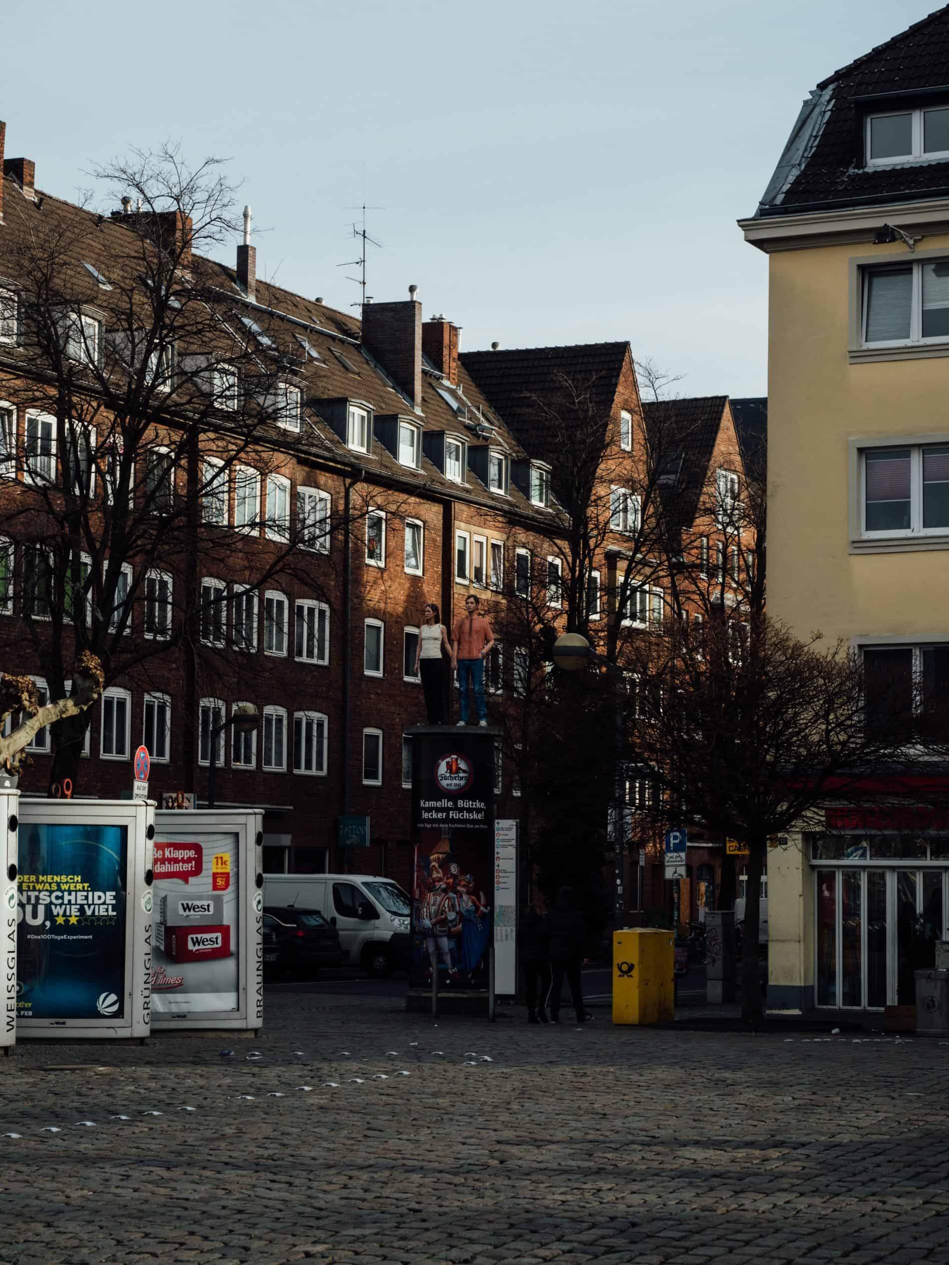 week end visiter Dusseldorf
