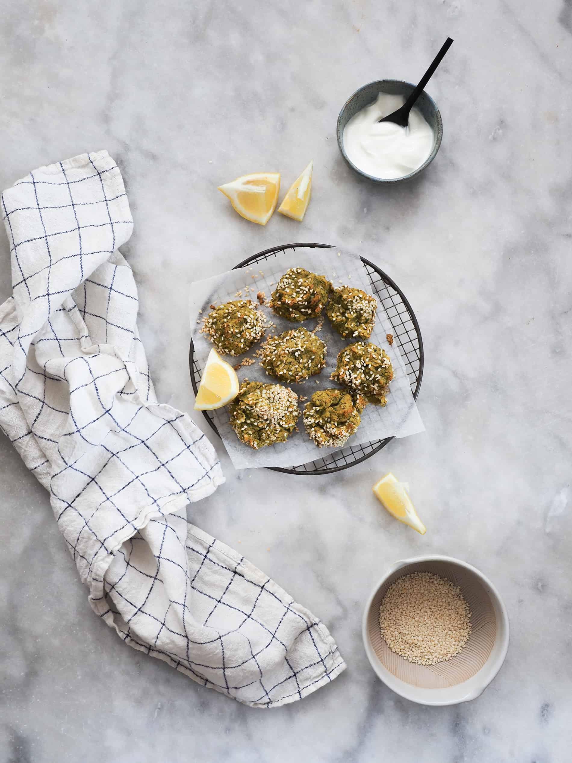 recette falafels graine de sesame heathly