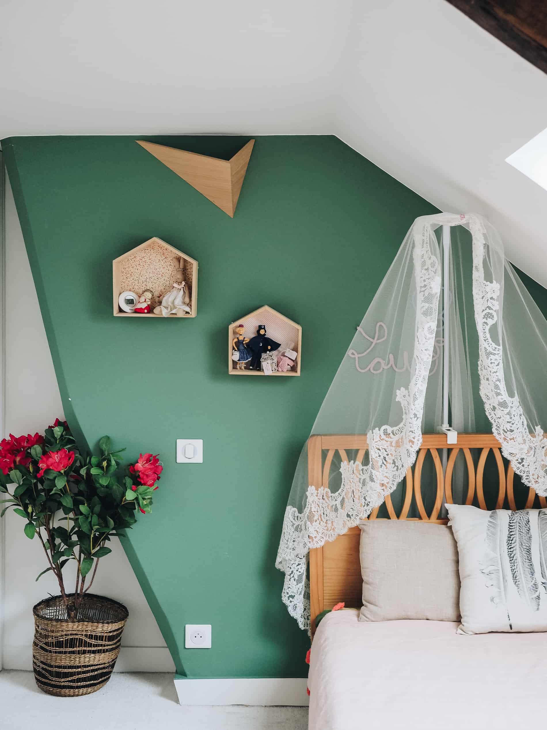 appartement boho vintage chambre enfant blog deco lili in wonderland