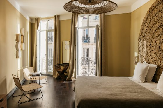 hôtels où séjourner Marseille week-end