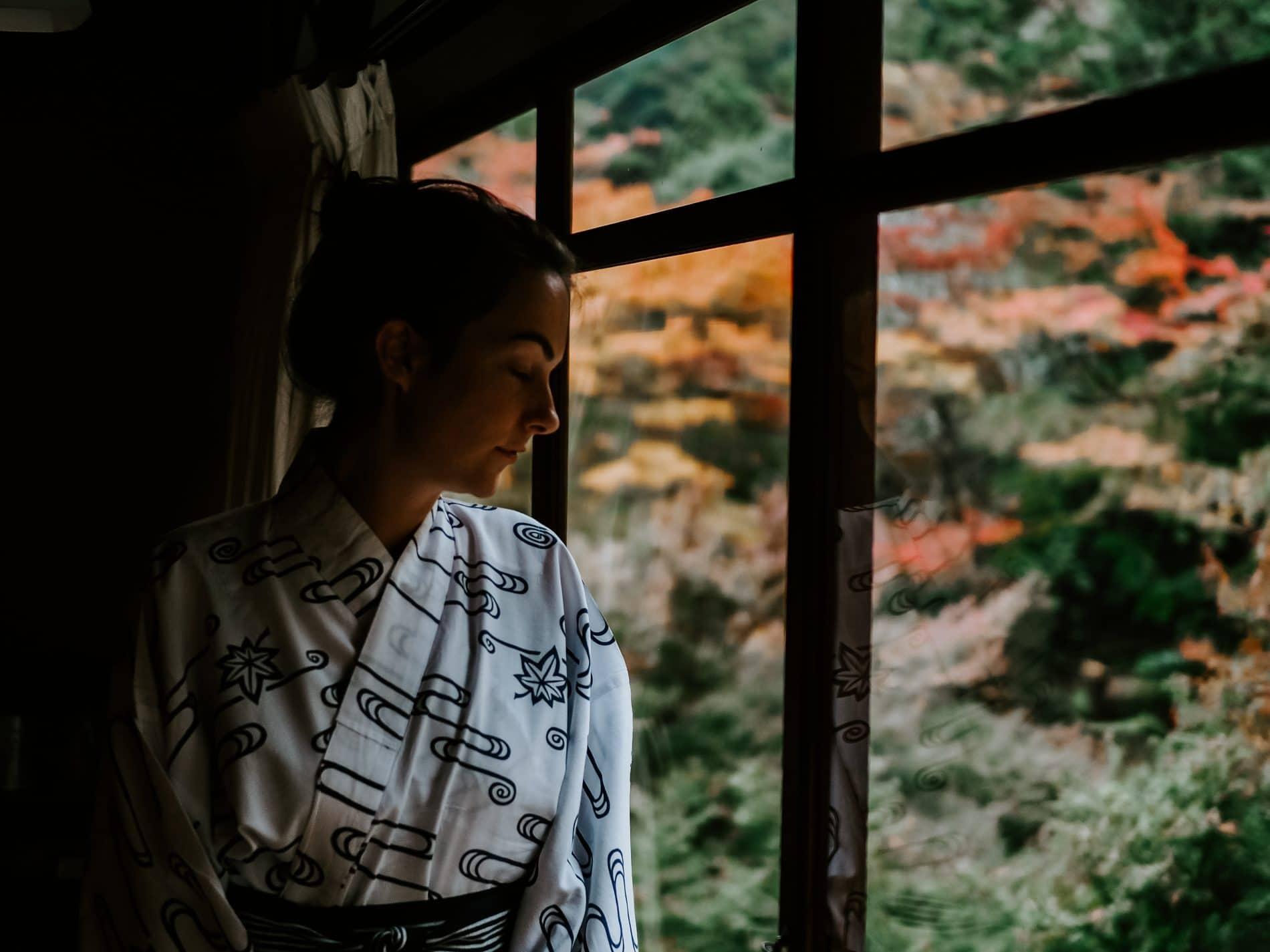 visiter miyajima ile Hiroshima ryokan voyage japon blog lili in Wonderland