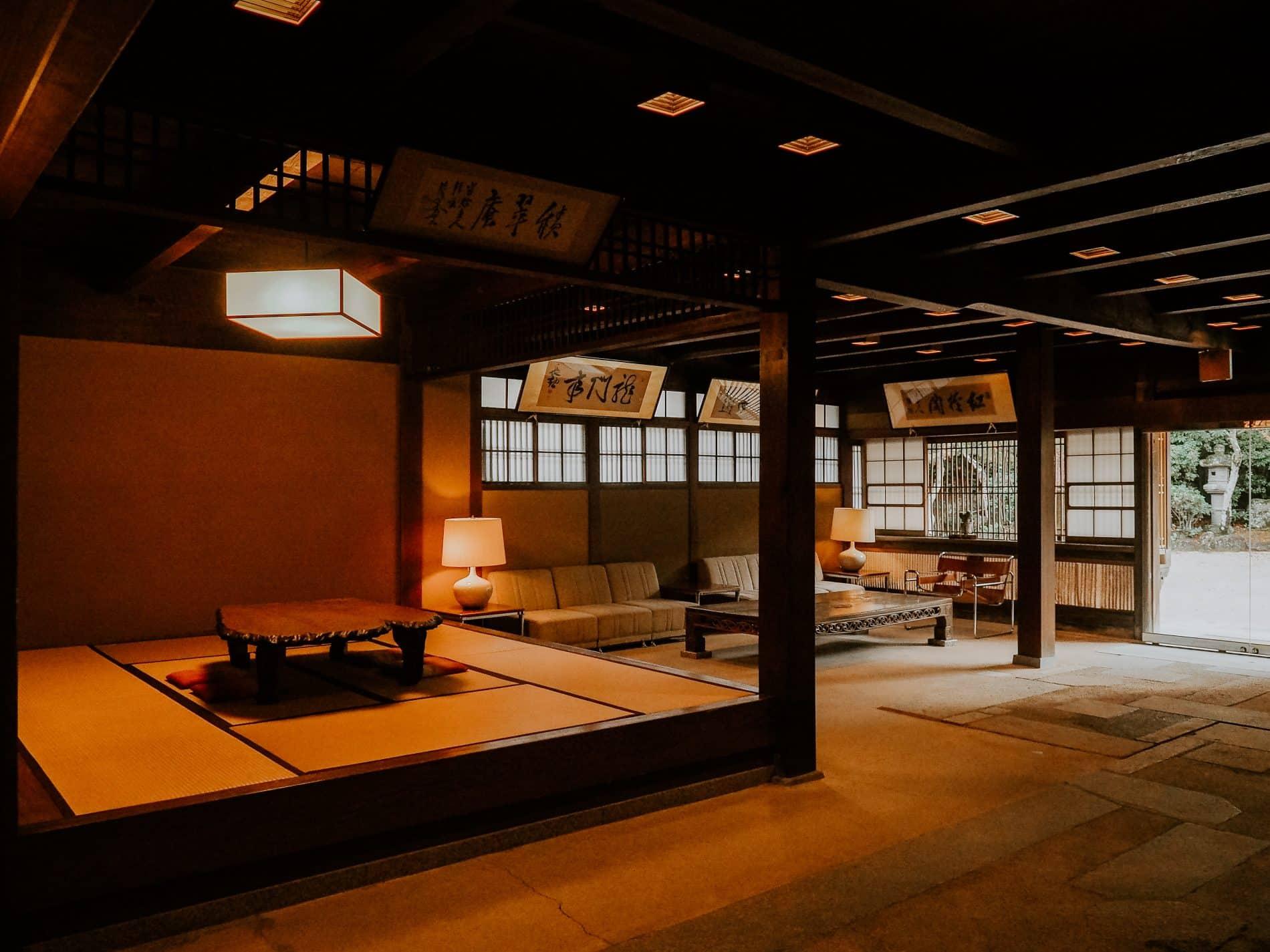 visiter miyajima ile Hiroshima ryokan iwaso voyage japon blog lili in Wonderland
