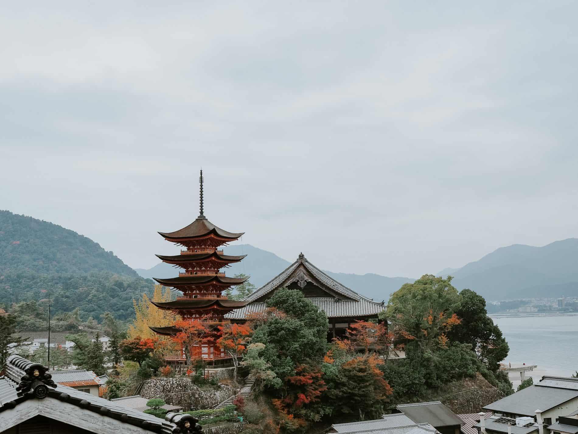 visiter miyajima ile Hiroshima voyage japon blog lili in Wonderland