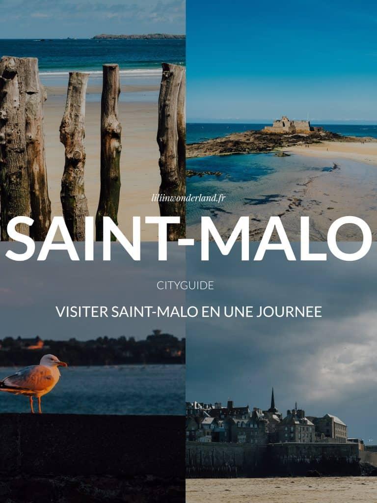 visiter Saint-Malo Bretagne