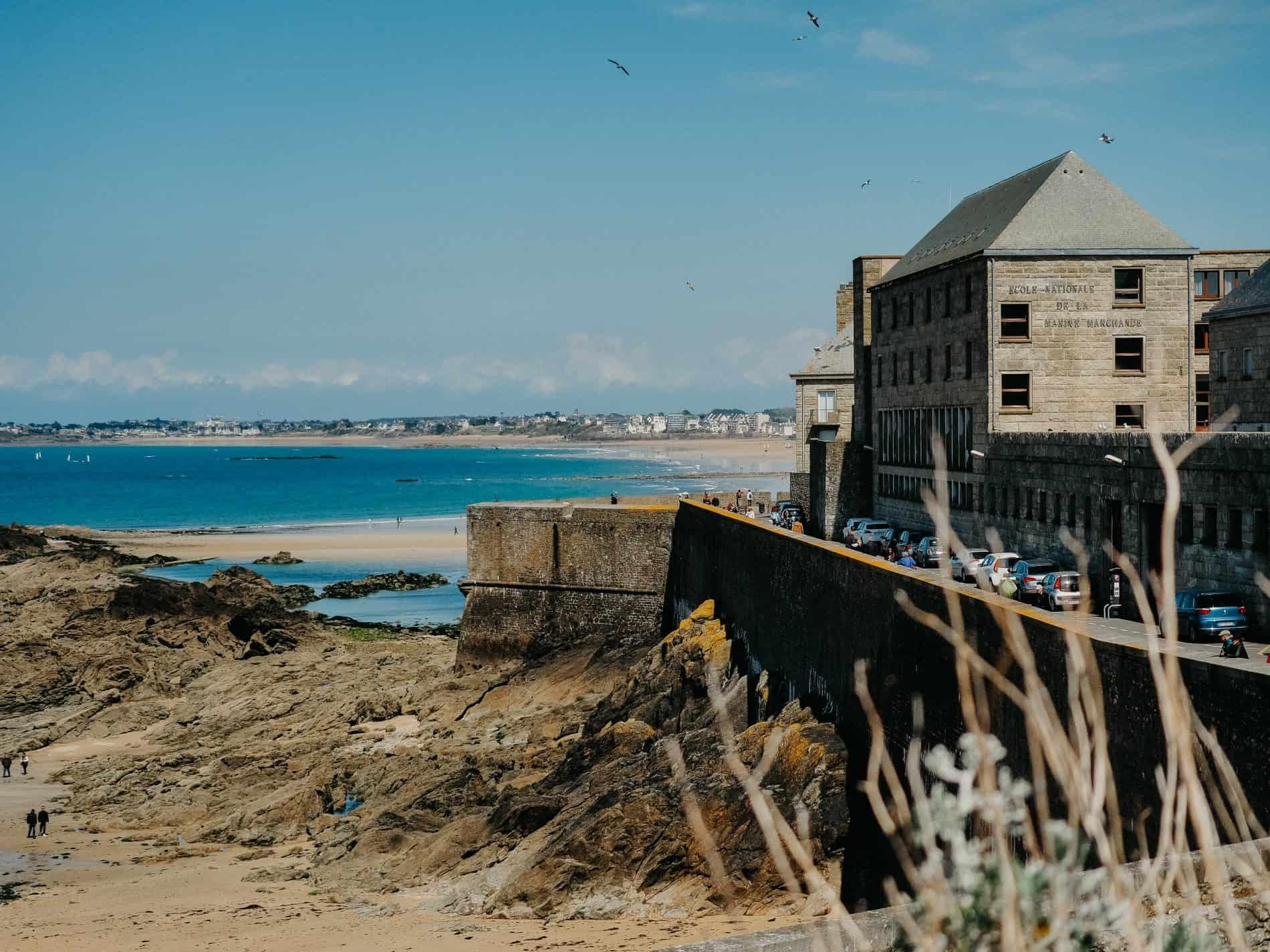 Saint-Malo Bretagne cityguide bonnes adresses remparts blog lifestyle doc voyage lili in wonderland