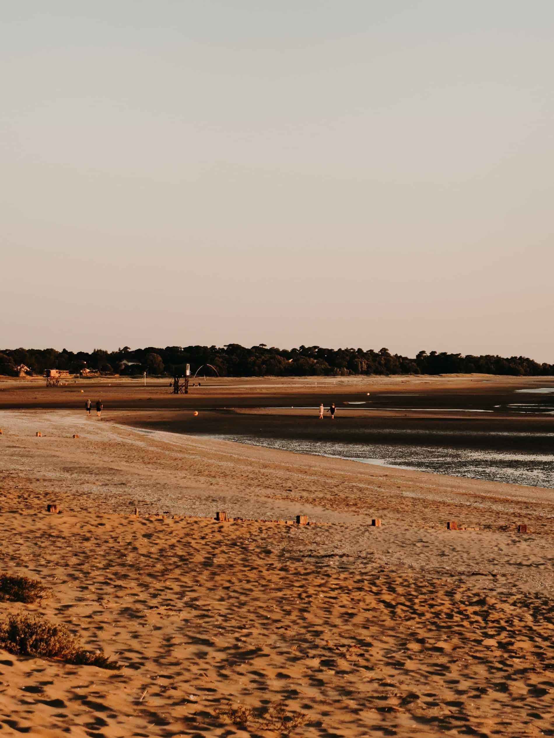 idées escapades france Nantes Saint-Brevin les Pins plage