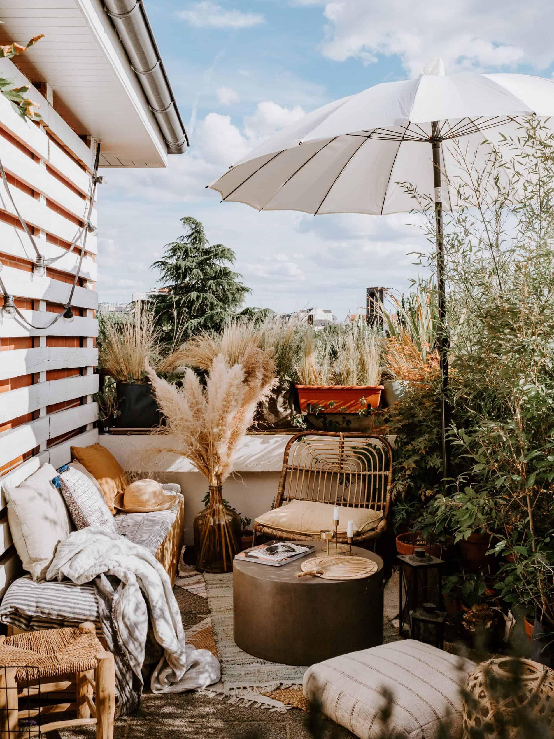 diy banc coffre extérieur terrasse déco lili in Wonderland