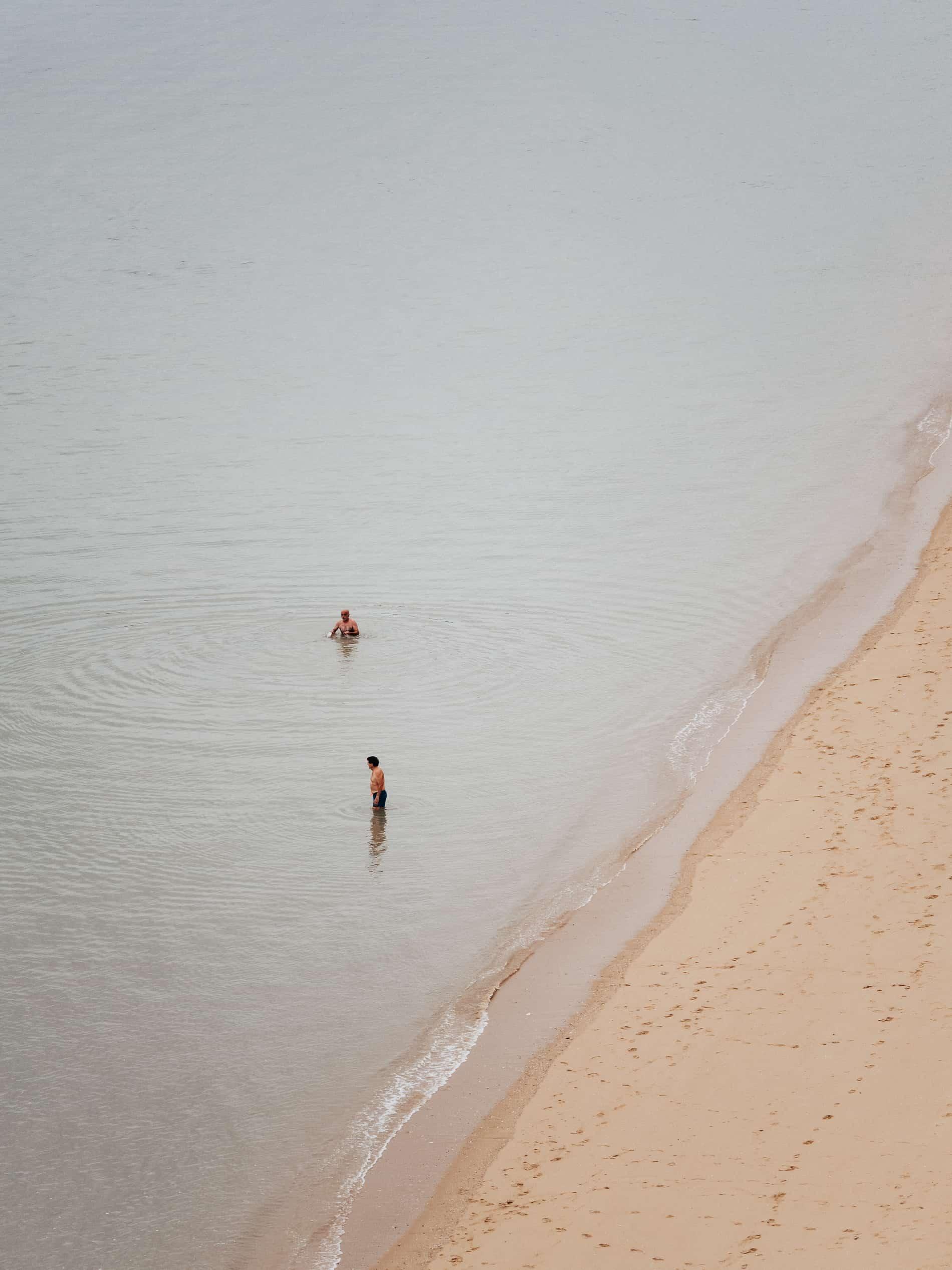 week en Fouras plage principale
