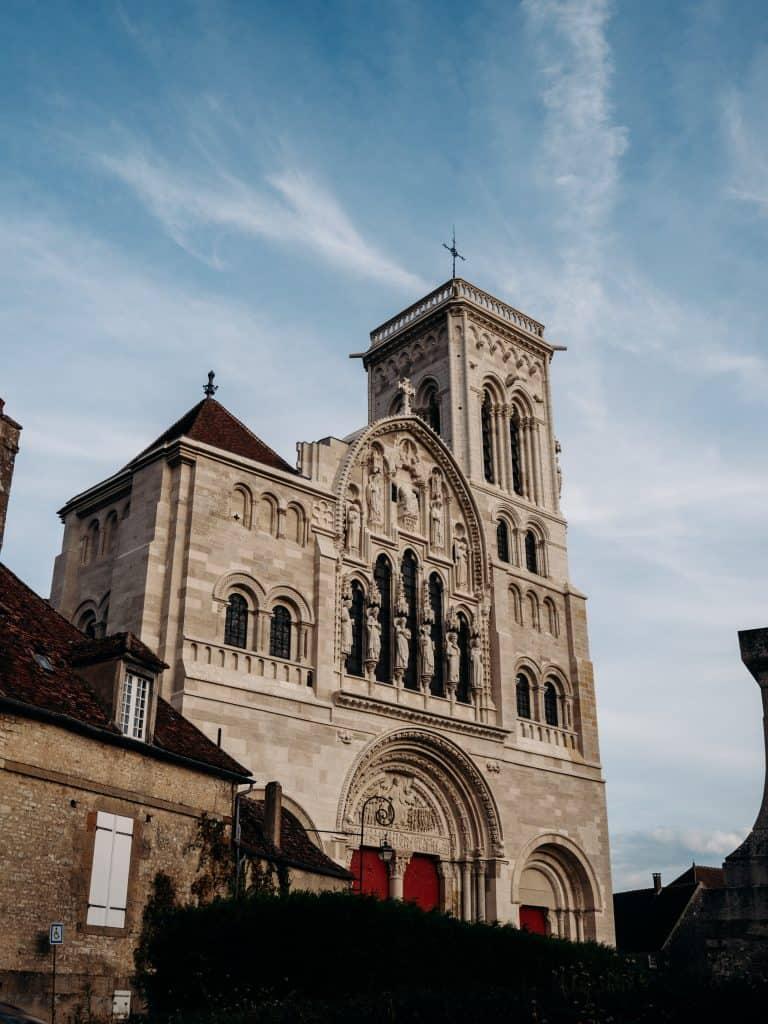 visiter Vezelay Yonne Bourgogne week-end France basilique sainte-Madeleine