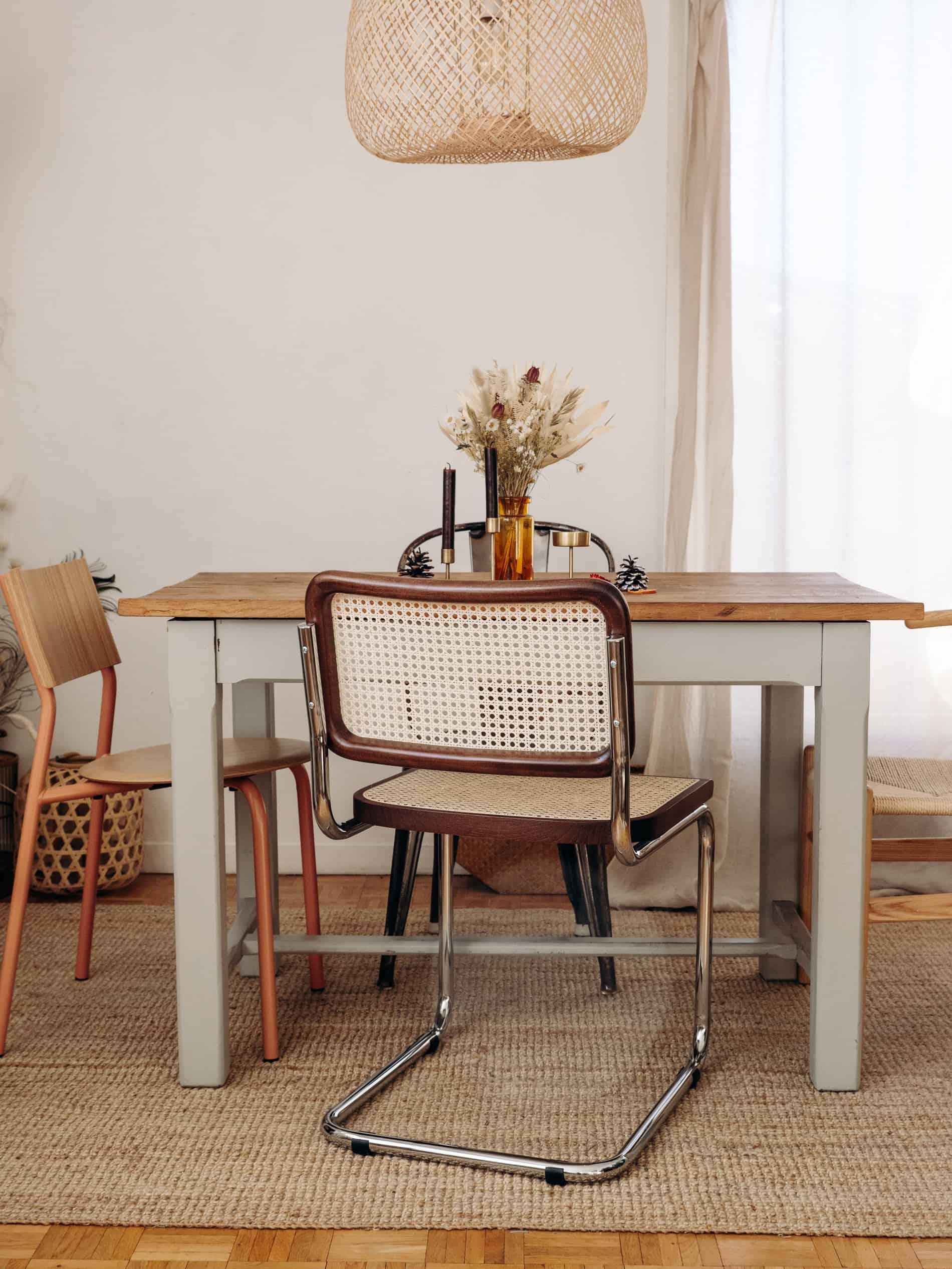 reproduction chaise design salle à manger déco lili in wonderland