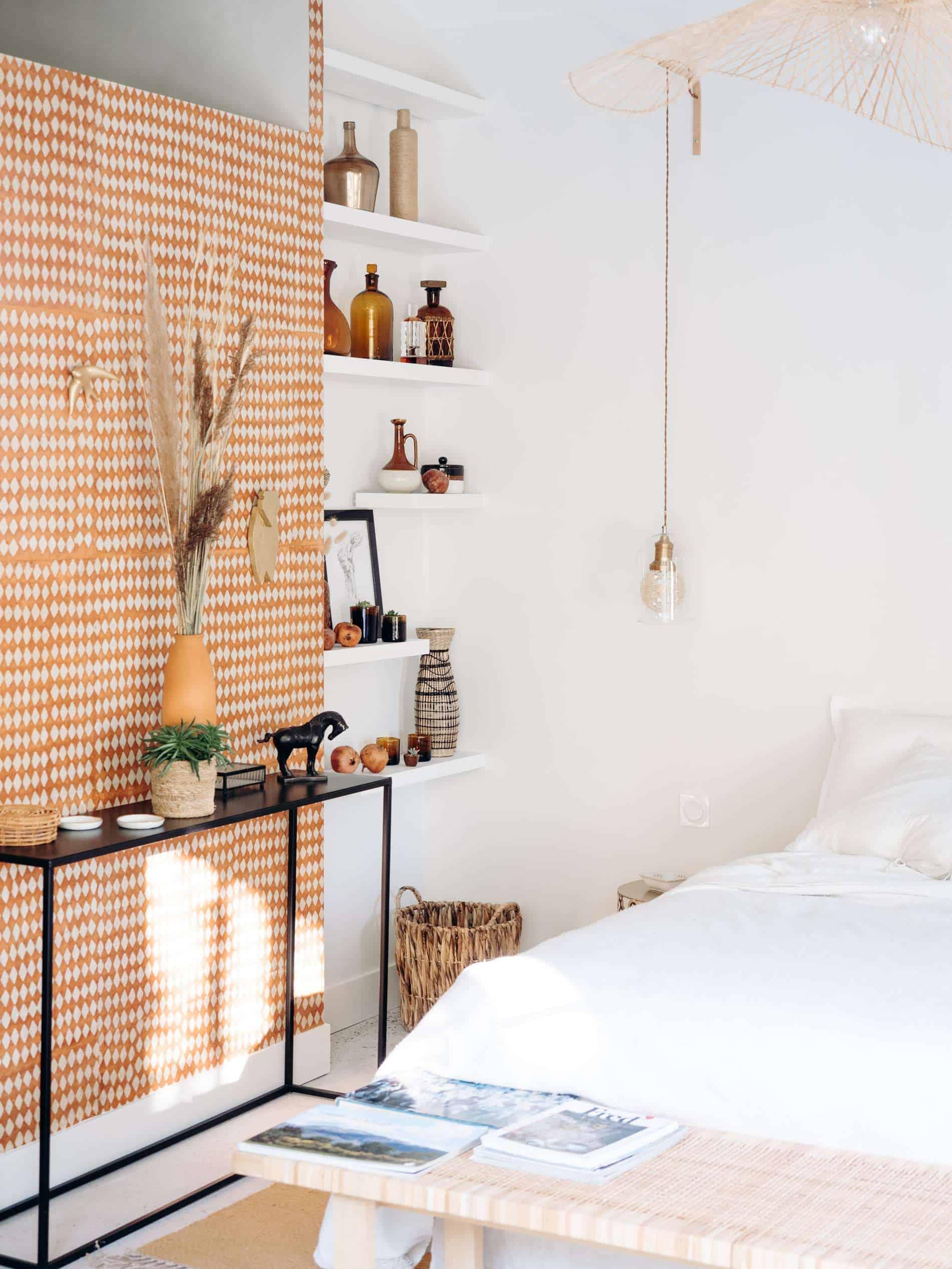 chambre maison d'hôtes Alpilles Provence la Roussatino