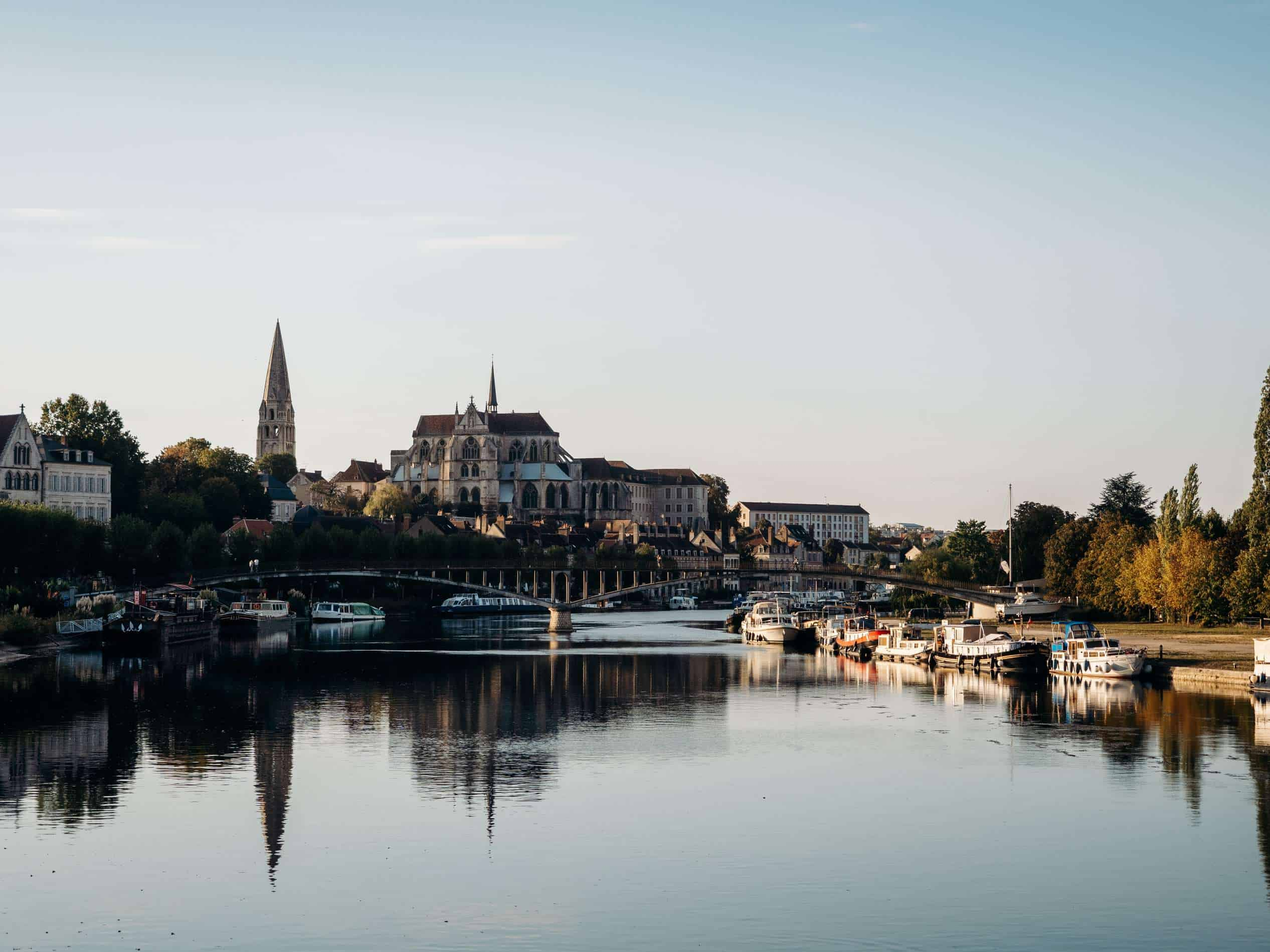 visiter Auxerre week-end Bourgogne Yonne