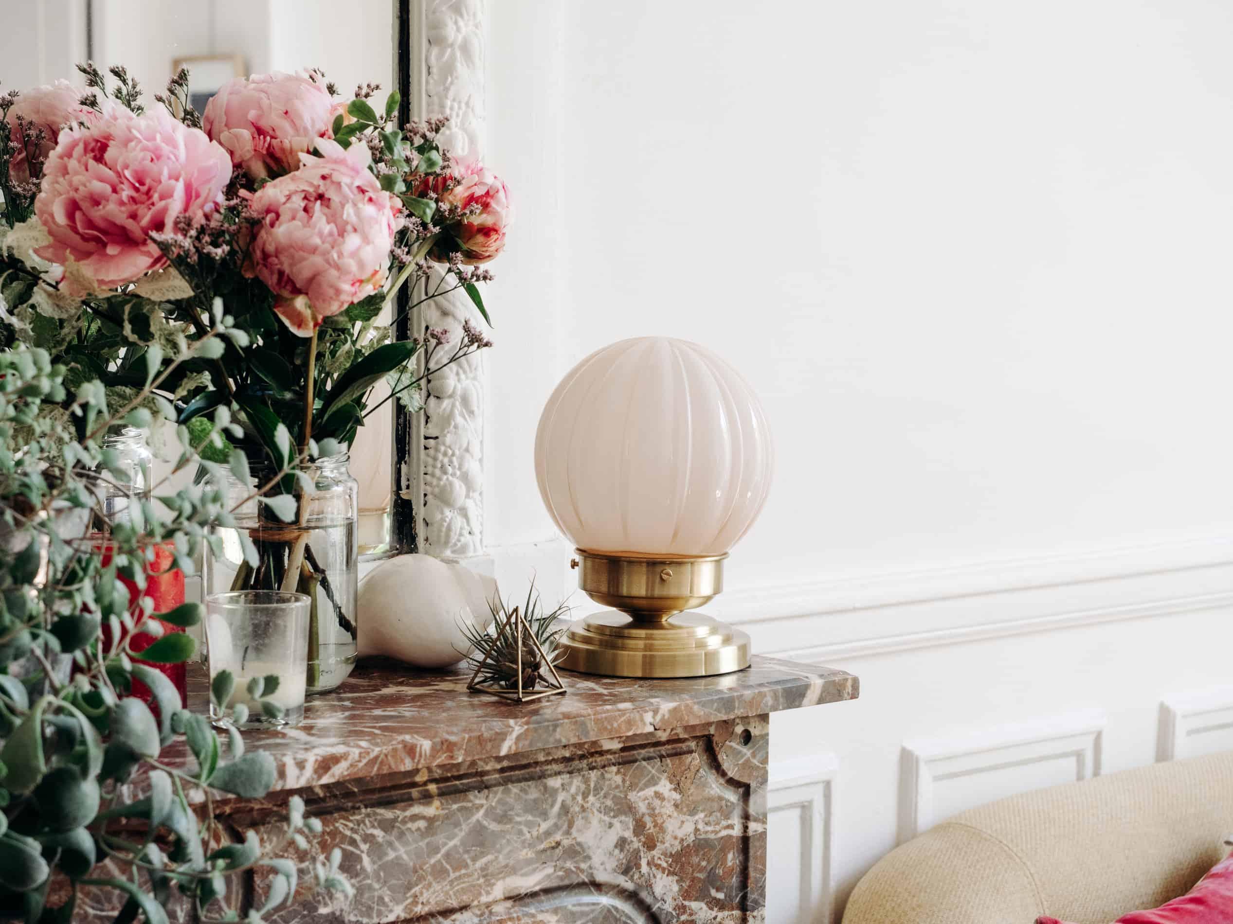 habituari globe vintage décoration slow living