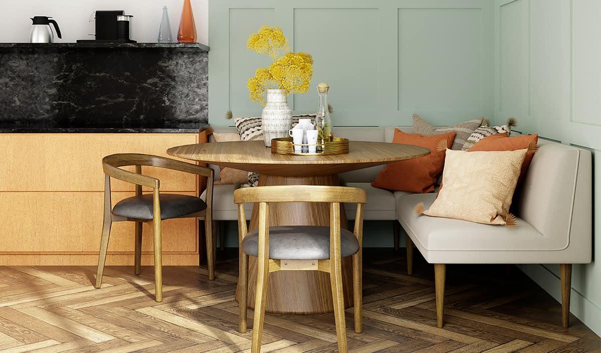 comment choisir chaises salle à manger dossier confort accoudoirs